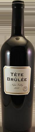 T te br l e cabernet sauvignon napa valley la fenetre for La fenetre chardonnay