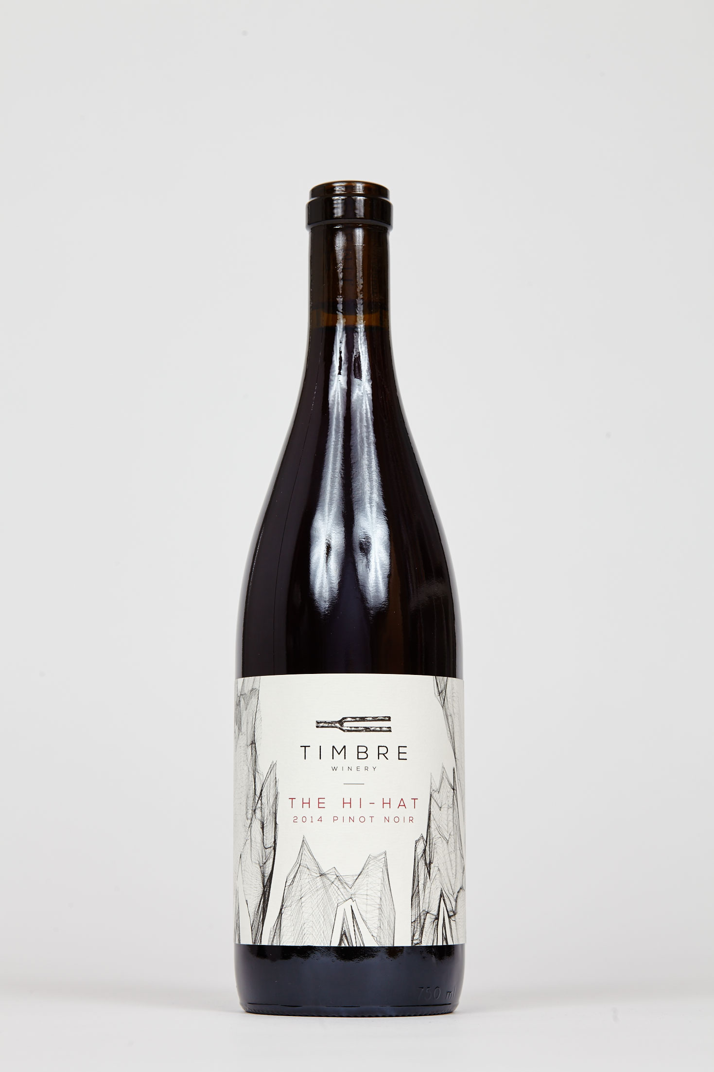 2014 timbre pinot noir the hi hat john sebastiano for La fenetre winery