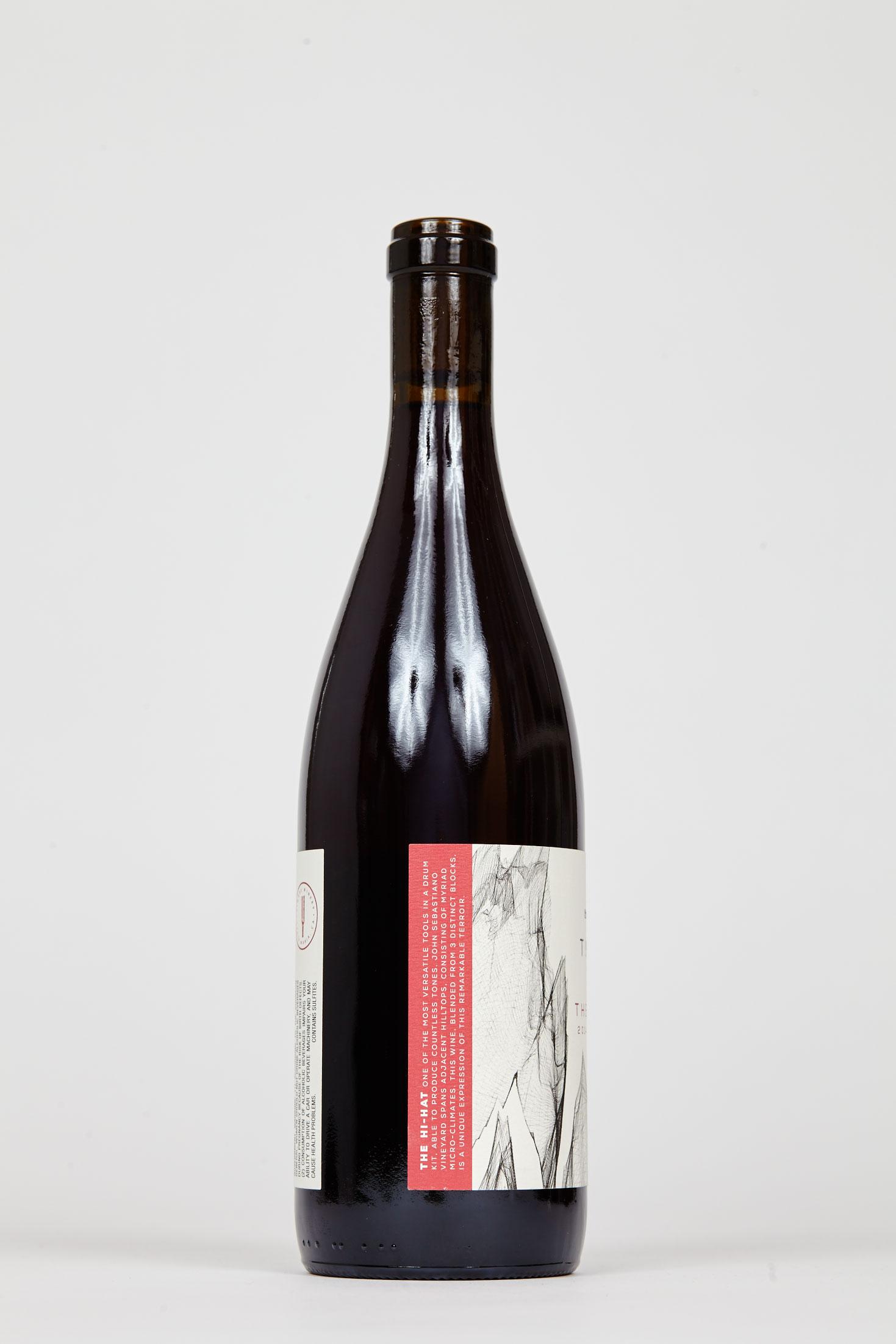 2014 timbre pinot noir the hi hat john sebastiano for La fenetre wines