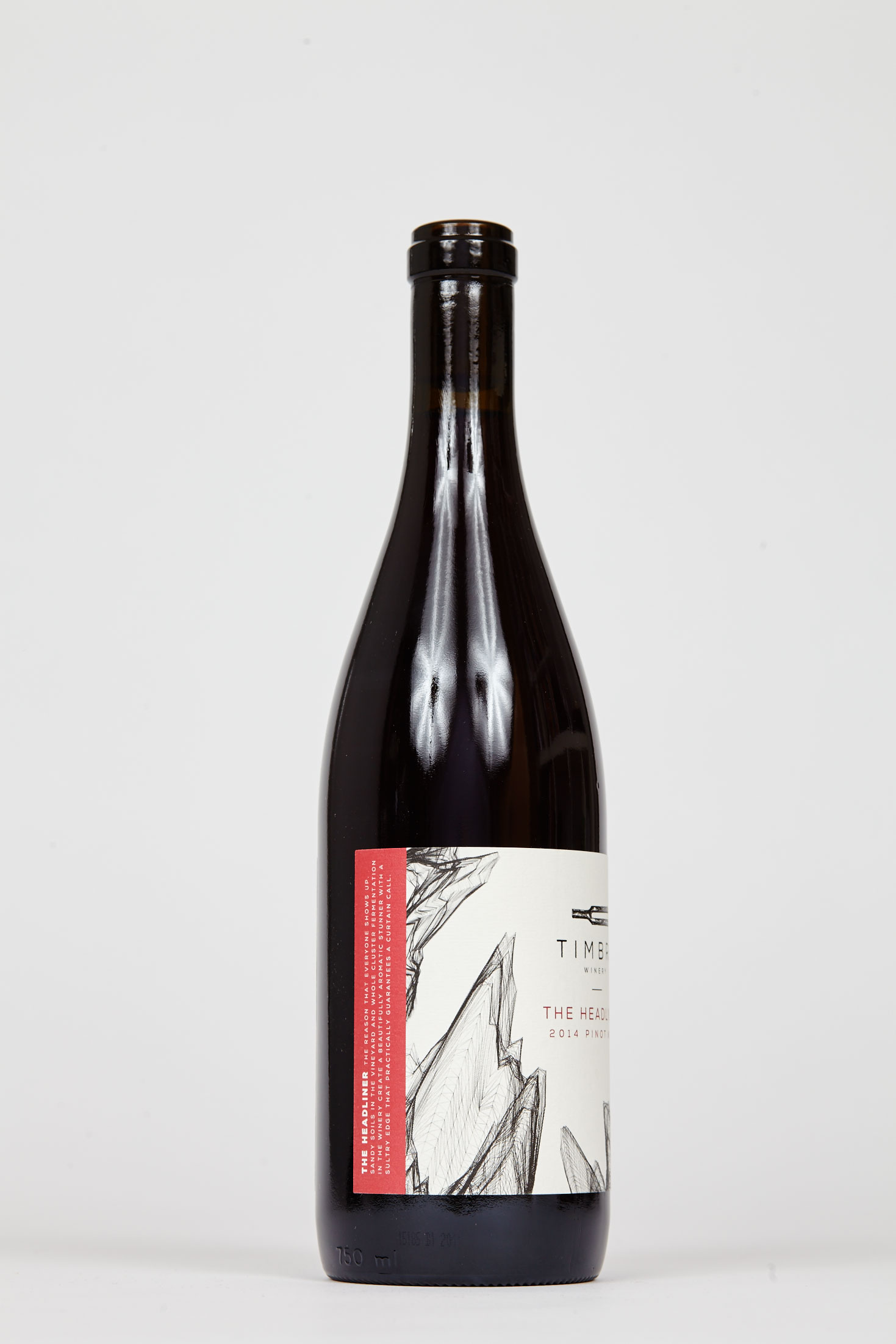 2014 timbre pinot noir the headliner presqu ile for La fenetre wine