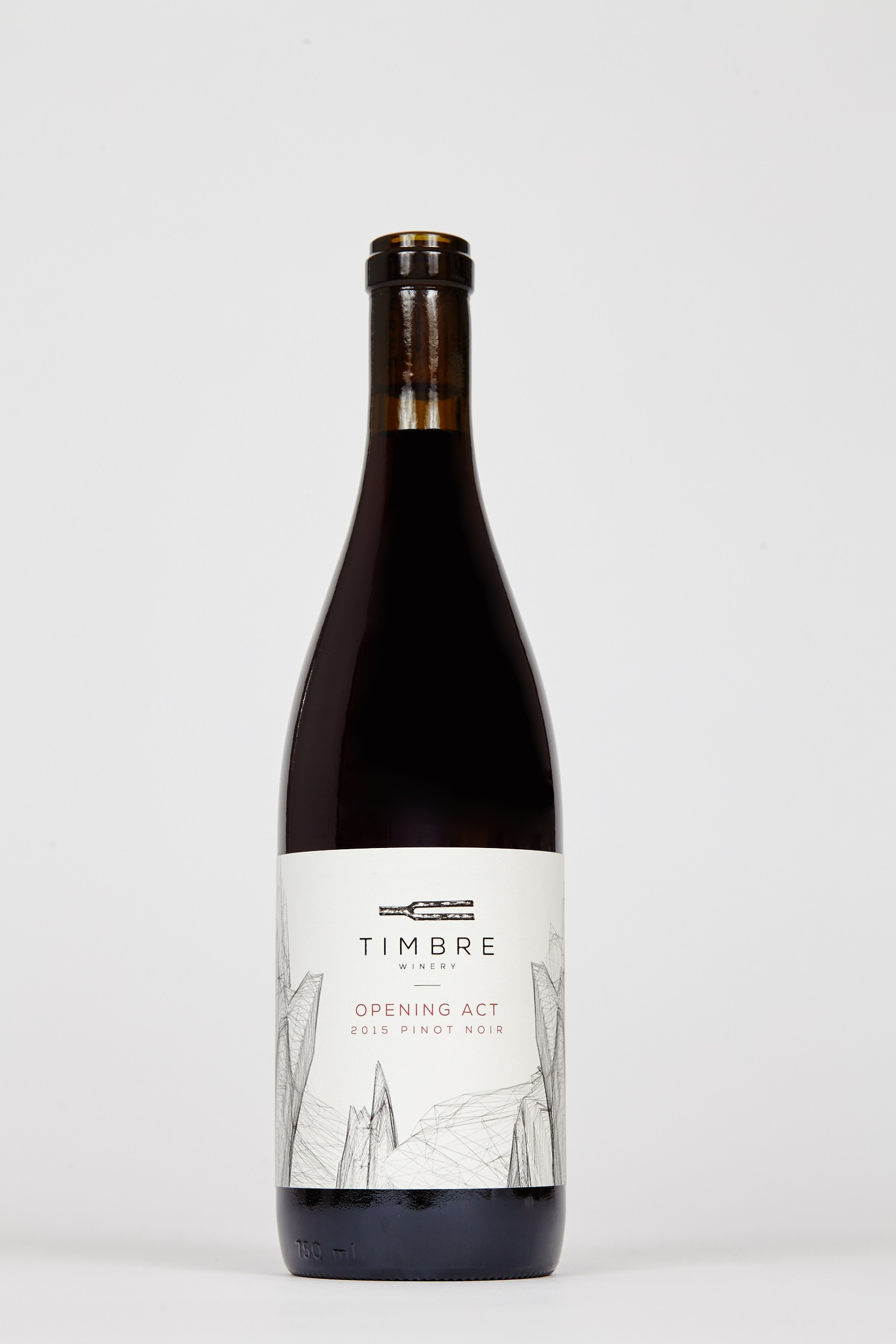 2015 timbre pinot noir opening act mission ranch for La fenetre winery